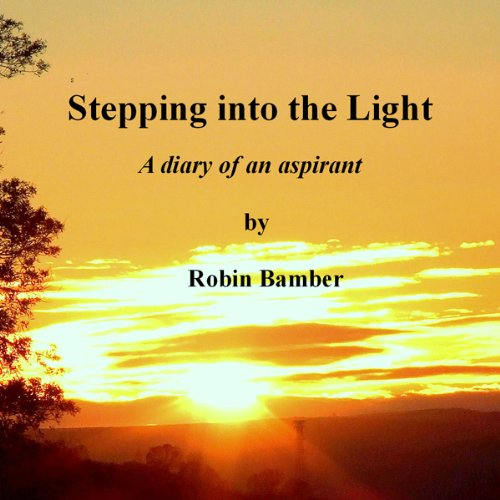 Stepping into the Light audiobook cover art