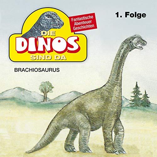 Couverture de Brachiosaurus