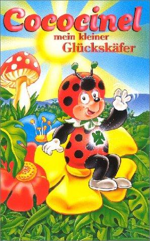Preisvergleich Produktbild Cococinel - Mein kleiner Glückskäfer [VHS]