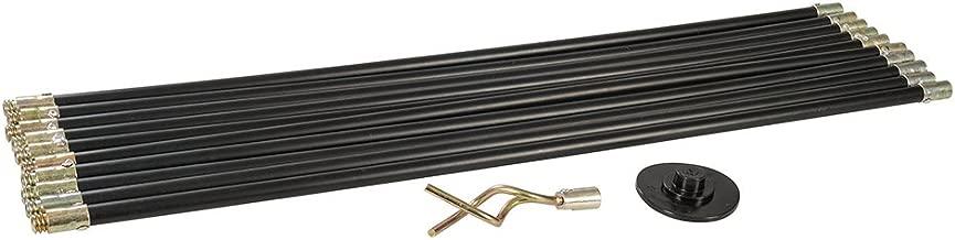 Silverline 273193 Drain Rod - Set of 12