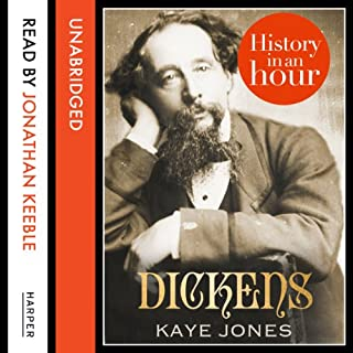 Dickens: History in an Hour cover art