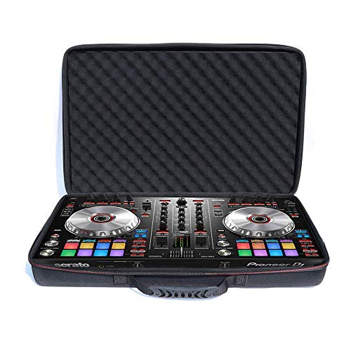 Great Features Of Knoijijuo DJ Controller Top Carrying case Protect Bag Travel case for Pioneer DJ D...