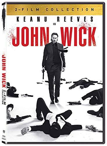 John Wick 2-Film Collection (2 Dvd) [Edizione: Stati Uniti] [Italia]