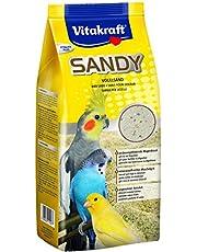 Vitakraft Sandy, Sabbia per Uccelli 3 Plus, Sacchetto da 2,5 kg (1 x 2,5 kg)