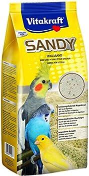 Vitakraft Vita Sandy Sable pour Oiseau 2,5 kg