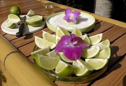 Margaritaville-Kunststoffbehlter
