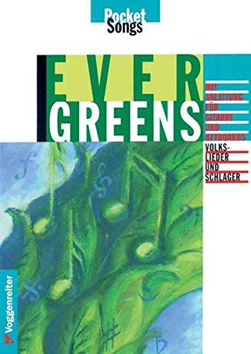 Evergreens: Volkslieder und Schlager