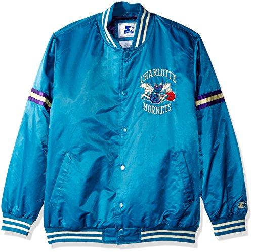 Charlotte Hornet Starter Jacket