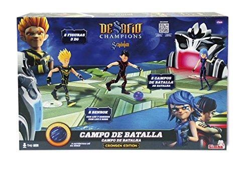 Desafío Champions Sendokai - Campo de batalla (Simba),