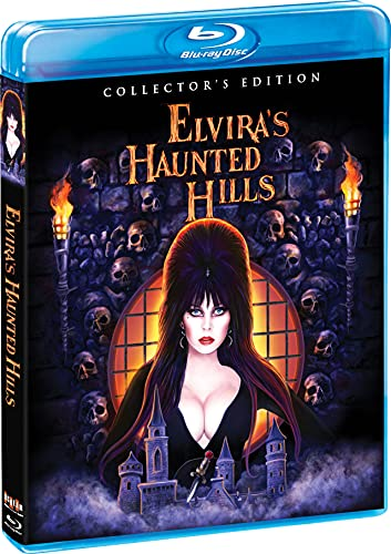 Elvira's Haunted Hills - Collector's Edition [Blu ray] [Blu-ray]