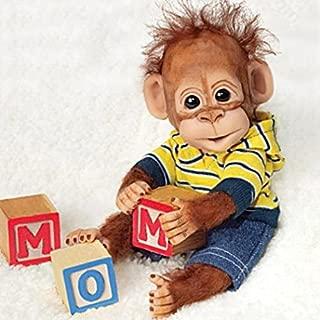 Ashton Drake Playtime With Charlie Happy Handfuls Of Fun Monkey Doll