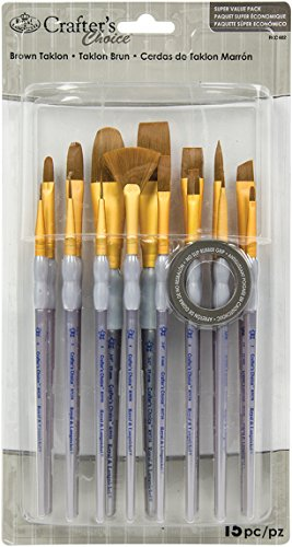 Royal Brush Painting and Drawing, Multicolor