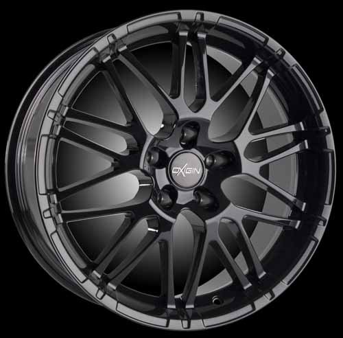OXIGIN 14 Oxrock black 8,5x19 ET50 5.00x112.00 Hub Bore 72.60 mm - Alu felgen