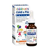 NatraBio Children's Cold and Flu Relief - 1 fl oz