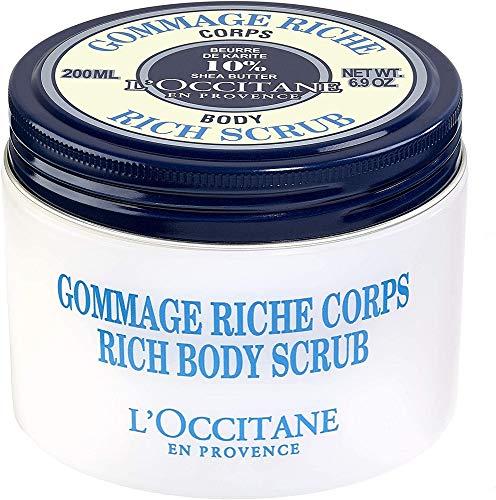 L'Occitane Ultra-Rich Body Scrub, 6.9 oz