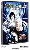Ghost in the Shell 2 Innocence Blue-ray