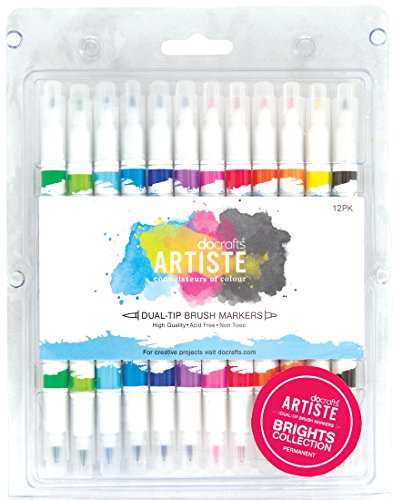 Artiste DOA 851100 12 teiliges-Bright Dual Pinsel,