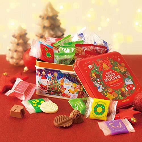 ROYCE'(ロイズ) クリスマス ハッピーセレクション ギフト袋付き