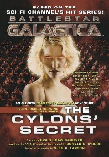 The Cylons' Secret: Battlestar Galactica 2