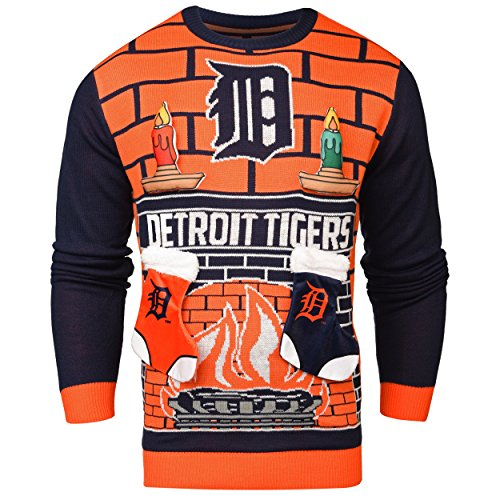 Detroit Tigers Ugly 3D