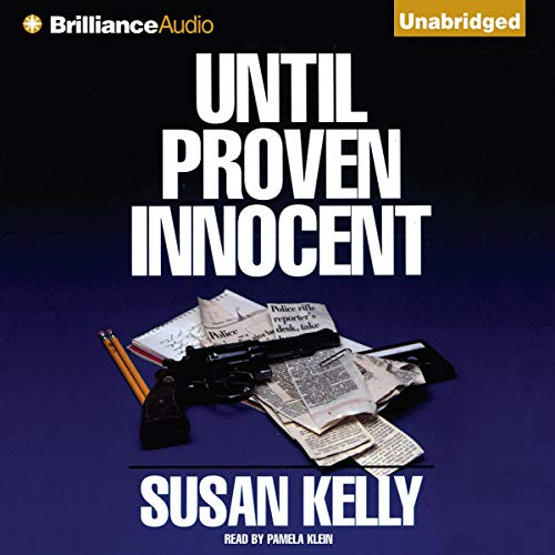 Until Proven Innocent audiobook cover art