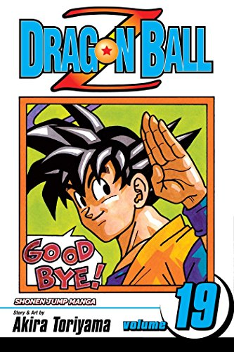DRAGON BALL Z SHONEN J ED GN VOL 19
