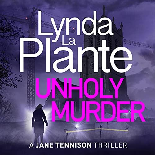 Unholy Murder cover art