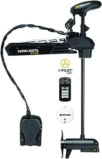 Minn Kota Ultrex Freshwater Bow-Mount Trolling Motor with 60-Inch Shaft, MEGA Down Imaging, and i-Pilot Link GPS (24-Volt, 80-Pound)