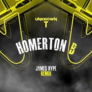 Homerton B (James Hype Remix)