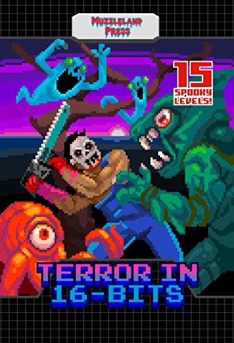 Terror in 16-bits (English Edition)