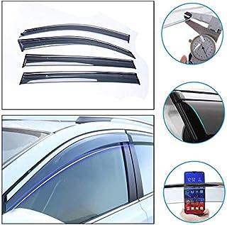 Farad Deflectores de viento para Peugeot 206//206/Plus Berlina//Estate 5/puertas 1998/