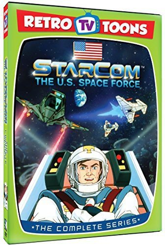 Retro TV Toons - Starcom: The US Space Force - The Complete Series