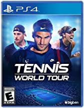 Tennis World Tour for PlayStation 4