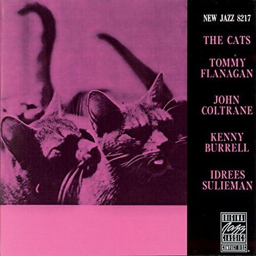 John Coltrane, Kenny Burrell & Tommy Flanagan