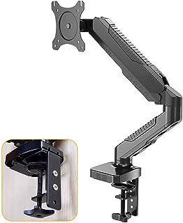 FGDSA Soporte para TV aleación de Aluminio Soporte para TV 15-27 Soporte/Brazo de exhibición Inclinación Ajustable Girator...