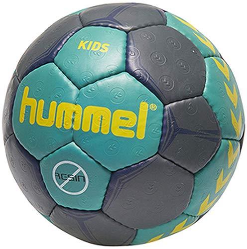 Kids Hummel Kinder Handball (blau/Tuerkis/gelb, 0)