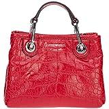 Emporio Armani mujer bolsas de mano rosso