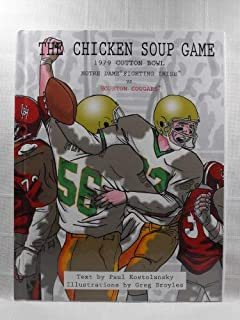 Chicken Soup Game: 1979 Cotton Bowl: Notre Dame Fighting Irish vs. Houston Cougars
