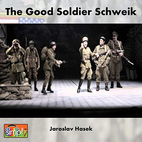 The Good Soldier Schweik  By  cover art