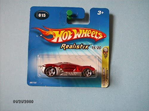 Hot Wheels Realistix 2005 First Editions Split Decision( Short Card Version) by Hot Wheels