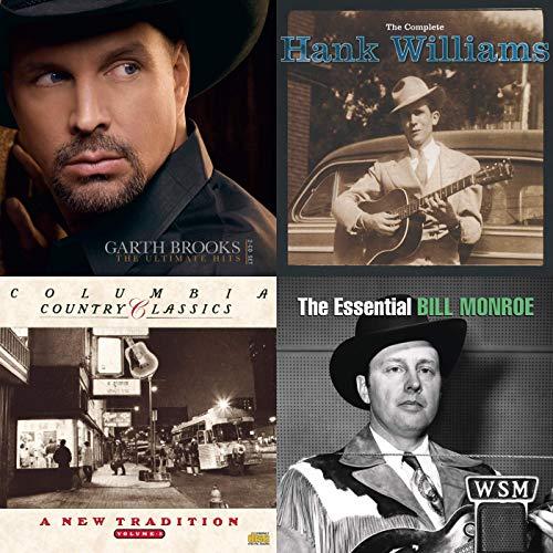 100 clásicos del Country