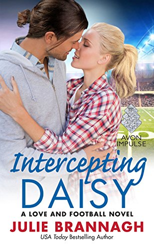 Intercepting Daisy: A Love and Football Novel