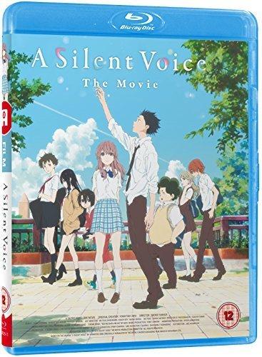 A Silent Voice [Edizione: Regno Unito] [Blu-Ray] [Import]
