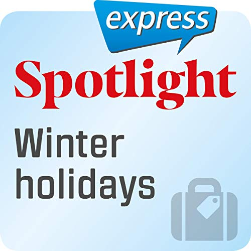 Spotlight express - Reisen: Wortschatz-Training Englisch - Winterurlaub cover art