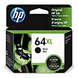 Original HP 64XL Black High-yield Ink Cartridge | Works...