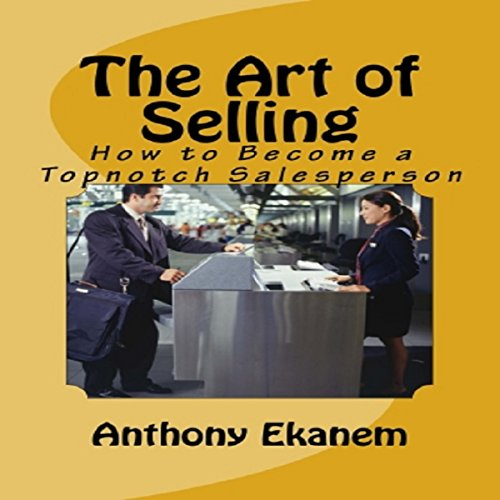 The Art of Selling cover art