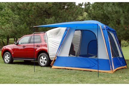 Napier Enterprises Sportz SUV/Minivan Tent (For Honda CRV, Element, Odyssey and Pilot Models)