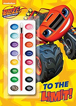 To the Limit!  Blaze and the Monster Machines