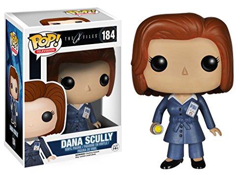 Funko Pop! TV: X-Files - Dana Scully - Figuras de Juguete para niños (Multi)