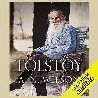 Tolstoy cover art